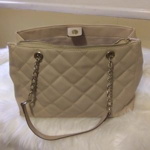 Handbags - Massimo womens large quilted handbag.
